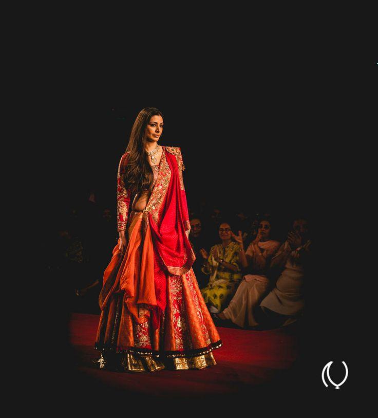 More Tabu at Anju Modi, PCJ Delhi Couture Week, 2013 #pcjdcw2013 http://www.naina.co/photography/2013/08/anju-modi-pcj-delhi-couture-week-pcjdcw2013/ #IndianFashion #CoutureWeek