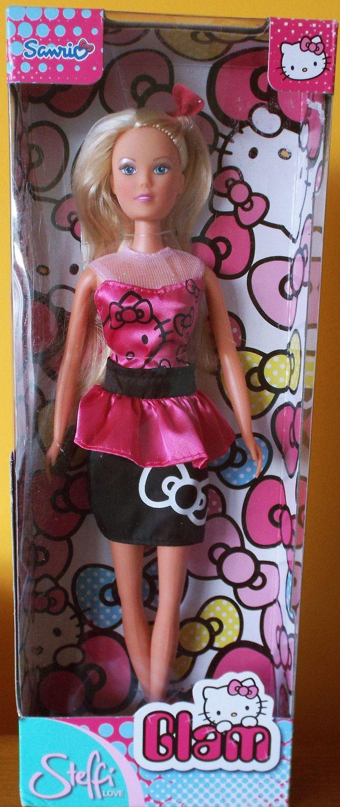 Sanrio Hello Kitty Glam Steffi Love Doll by Simba Toys | eBay