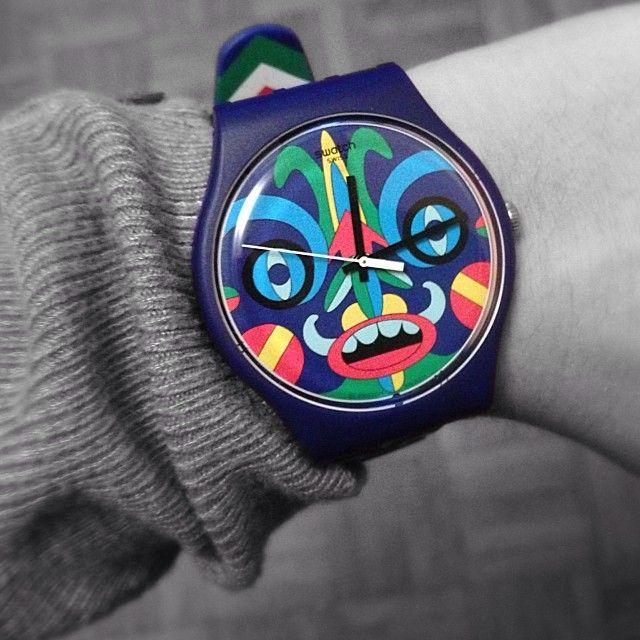 KUKULAKUKU  http://swat.ch/Mika4Swatch  #Swatch: Watch, Httpswatchmika4Swatch Swatch
