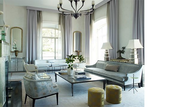 an eye for elegance a new york city apartment designed by william