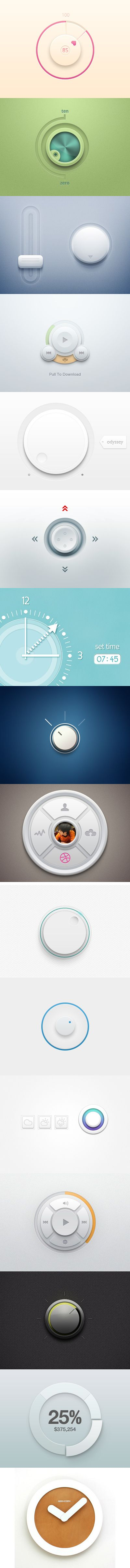 #UI I like knobs and I like digital and these are digital lobs, so i like it 2x as much