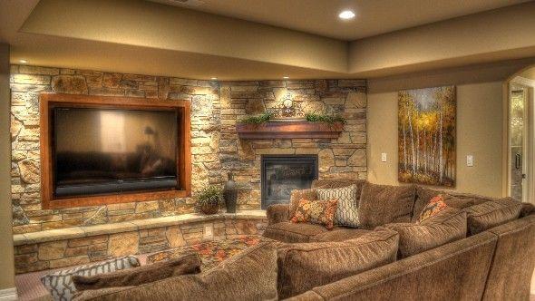 Best 25 Basement Fireplace Ideas On Pinterest Fireplace