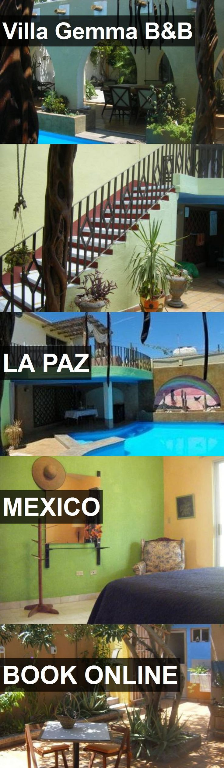 Hotel Villa Gemma B Villa, La paz, Mexico