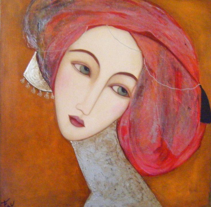 artwork of Faiza Maghni