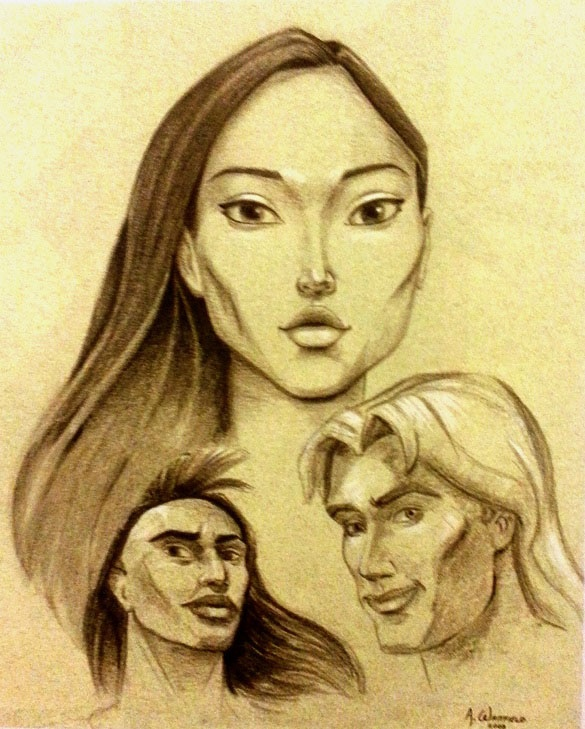 pocahontas dating Yes pocahontas did marry kocoum the real pocahontas anyway the disney pochontas didnt as kocoum died in the story.