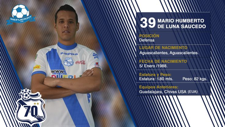 #39 Mario de Luna