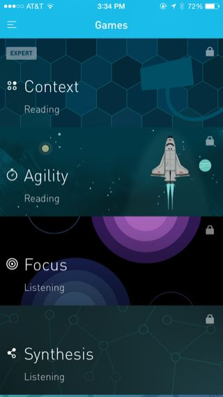Tableview Cells : Mobile UI - Elevate iPhone lists screenshot