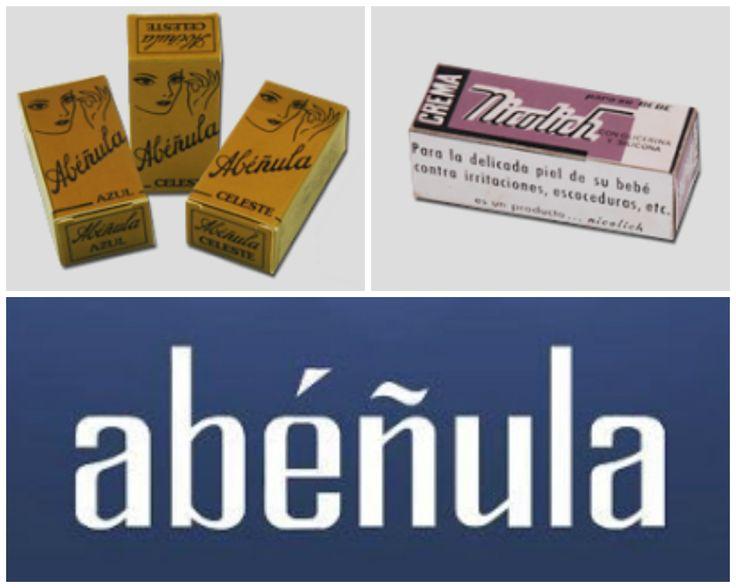 El formato de Abéñula Nicolich ha ido cambiando desde 1.927, pero sus beneficios siguen siendo los mismos. ¿Recuerdas alguno de estos envases?