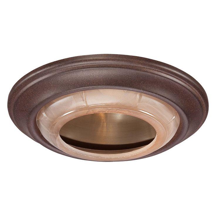 Marche Noble Bronze 6 Inch Recessed Trim Minka Lavery Low Voltage Trims Recessed Lighting