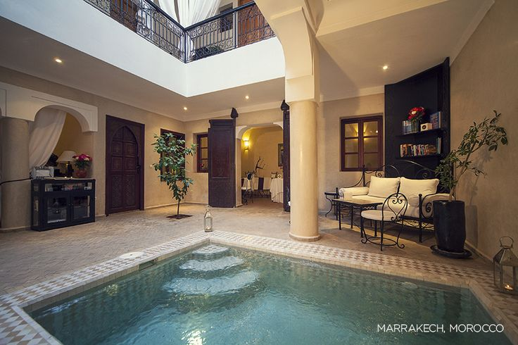 Riad Badia, Medina of Marrakech. #hotel #riad #photography