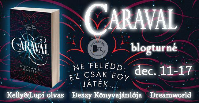 Caraval by Stephanie Garber 12/2017