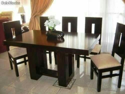 28 best images about comedor moderno on pinterest for Juego comedor pequea o