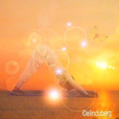 Adho mukha savasana. Asanas to meet the inner magic, feeling the pain in the physics, to become part of the whole. #yoga #asanas