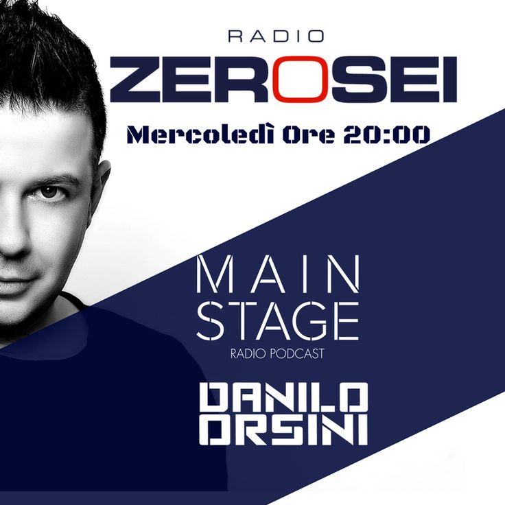 👉  MAIN STAGE 👈 Ogni Mercoledì alle 20 @ Radio Zerosei ➡️  WWW.RADIOZEROSEI.COM Radio Zerosei PLAYER :  http://www.inmystream.info/play/radiozerosei/  #mixcloud #itunes #beatport #Futurehouse #newsong #Commercialhouse #radioshow #podcast #festival #latinhouse #soundcloud #youtube #edmfamily #nowplaying #edmstyle #progressivehouse #electrohouse #bigroom #reggaeton #spotify #party #tribalhouse #house #fitness #workout #latindance #aerobic