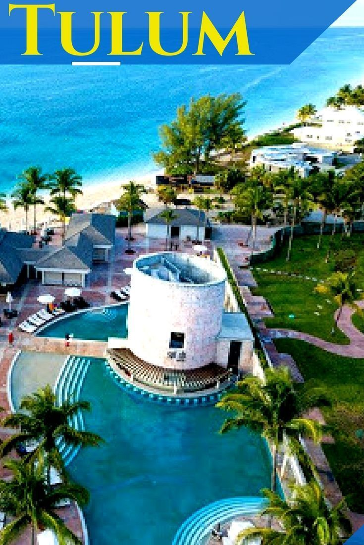 top beach honeymoon destinations | tulum and destinations