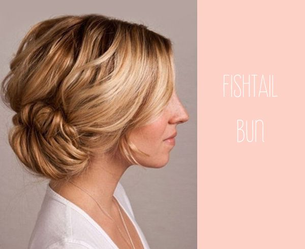 Low updos: Techniques and tutorials