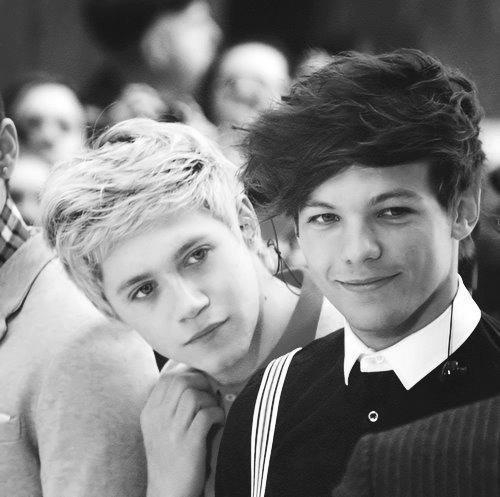 Niall Horan and Louis Tomlinson are just so perfect <3 One Direction :)