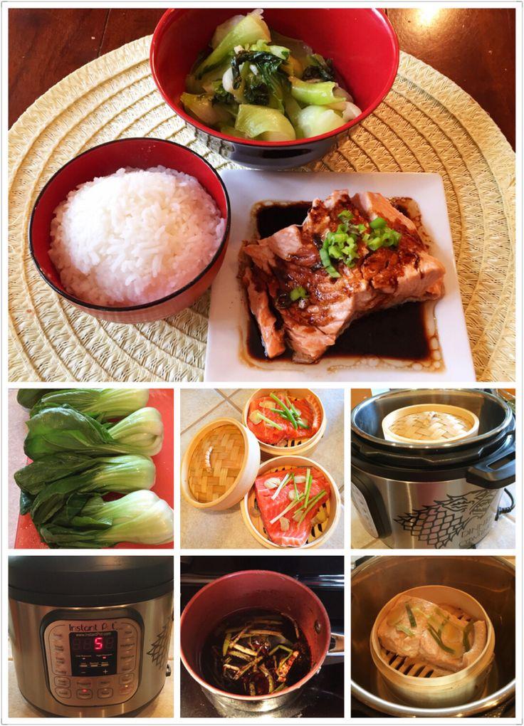 342 best images about instant pot on pinterest lentil for Instant pot fish recipes