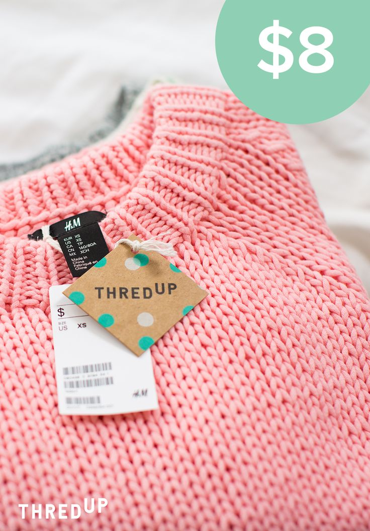 Every time you refresh your feed, we refresh our racks. With 10K new items a day, there's 10K ways to give your wardrobe the style update it deserves. Sign up at thredUP.com and shop #secondhandfirst.