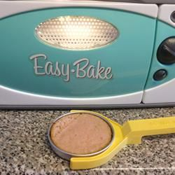 Recipe for Easy Bake Oven Cake Mix from all recipes.com