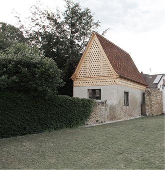 Gartenhaus bei Freiburg (D), 2012 Vécsey Schmidt