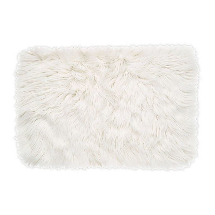 SALT™ Arctic Faux 2' x 3' Accent Rug in 2020 | Accent rugs, Rugs