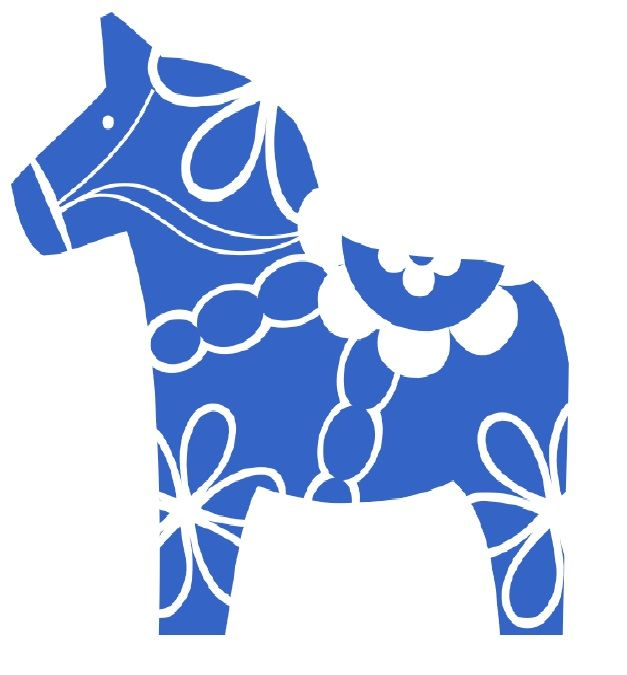 Simple Blue Prints >> 17 Best images about Scandinavic on Pinterest | Block prints, Stamp carving and Horse pattern