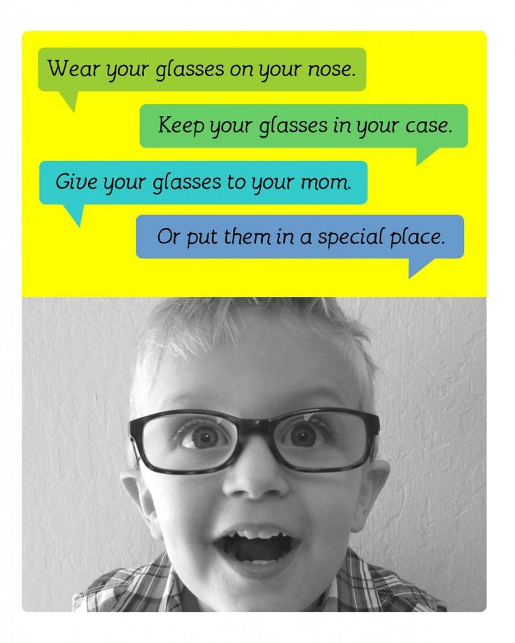 Cool Colors Glasses Poem Four Eyes Pinterest Words