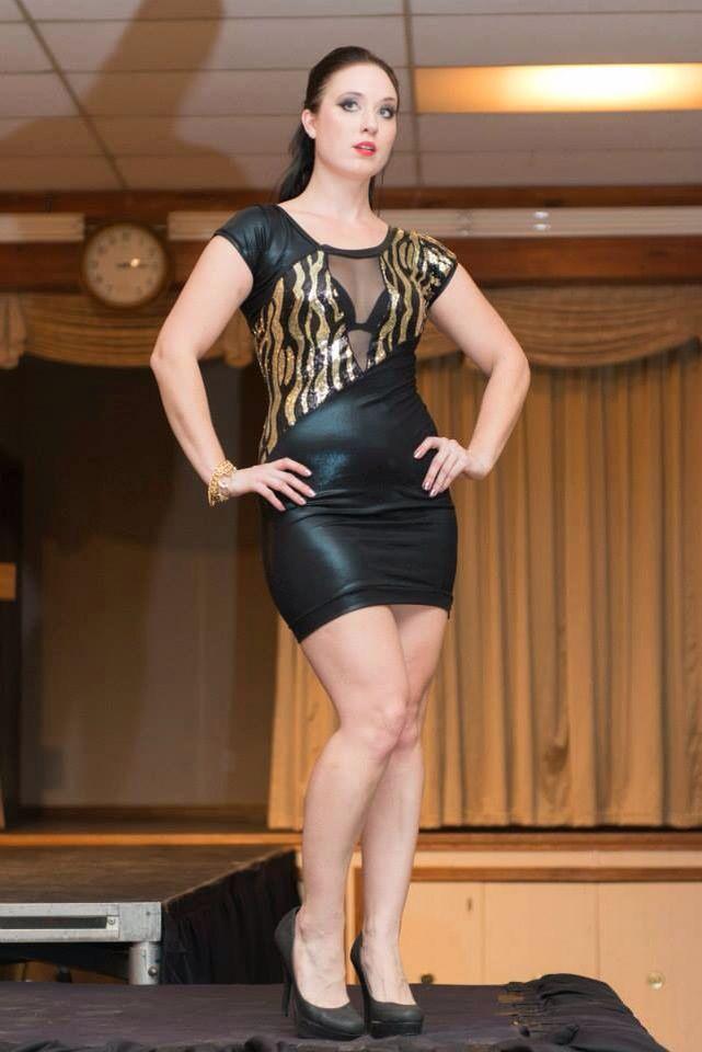"SMTM Model ""Jenny"" @ the Let Them Shine Fashion Show 2013"
