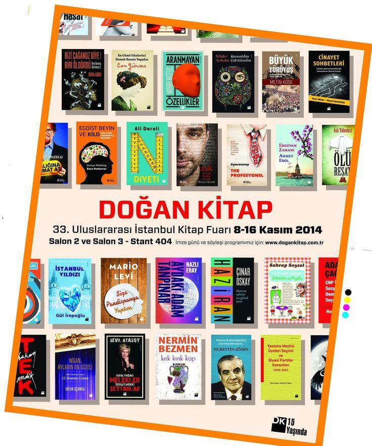 İstanbul Kitap Fuarı 2014