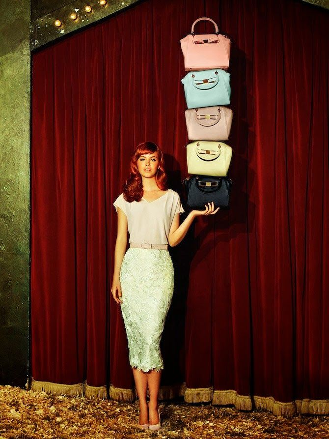 Ted Baker Spring 2014: Under the Big Top