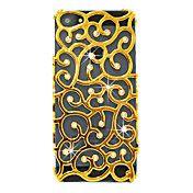Zircon Hollow-out Pattern Full sak for iPhone... – NOK kr. 36