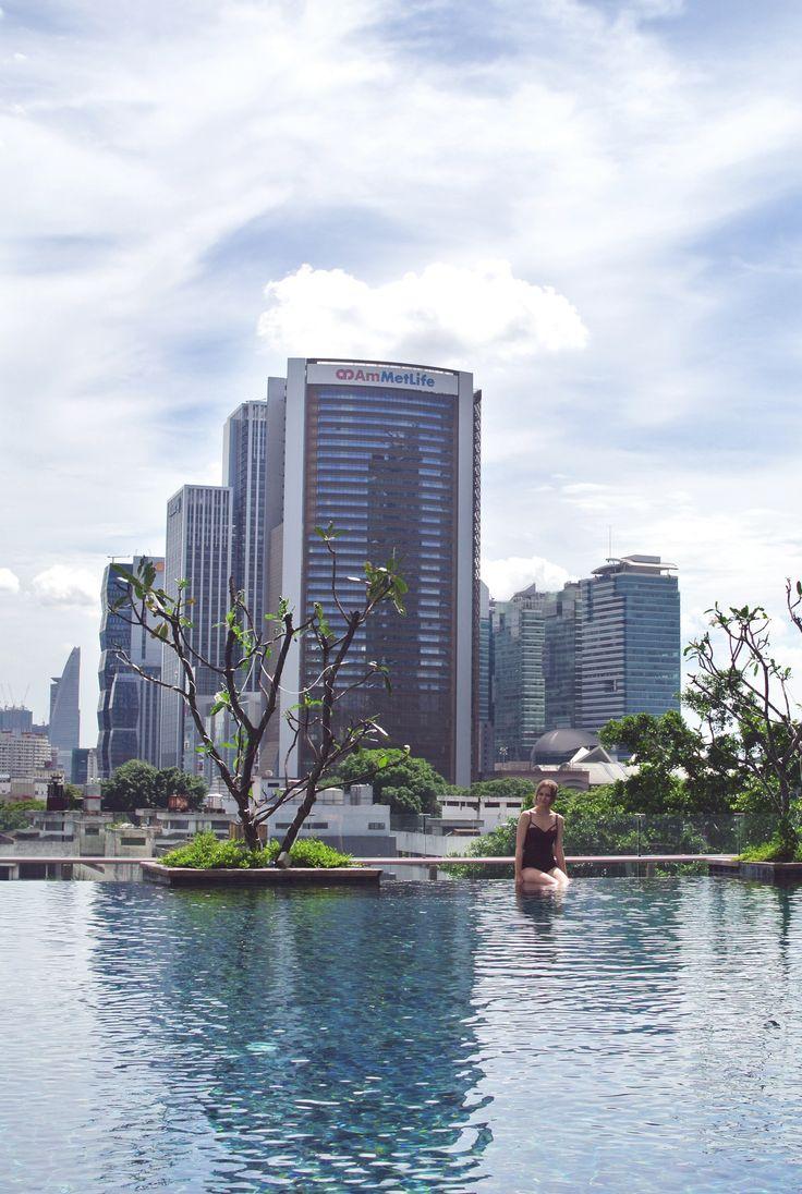 Infinity pool, Kuala Lumpur