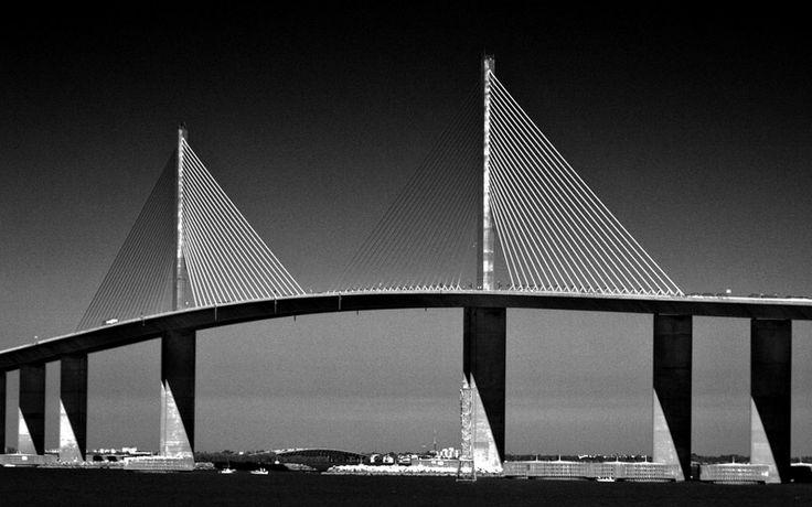 Sunshine Skyway Bridge - St. Petersburg