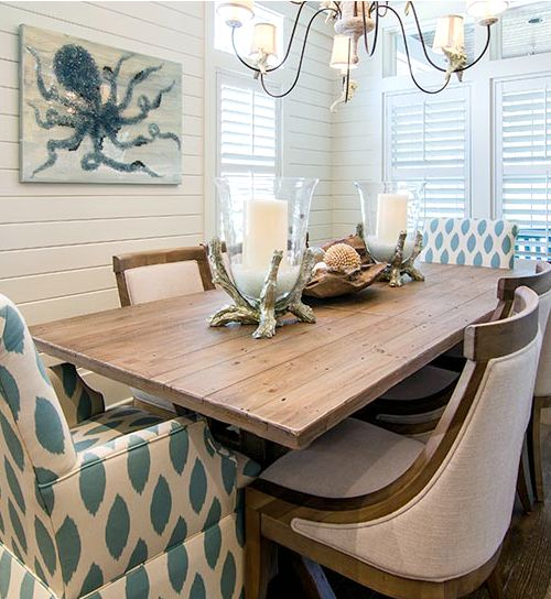 A Coastal Eclectic Beach Home In Watersound FL Featured On Completely