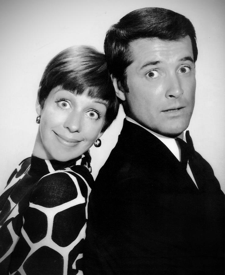 Carol Burnett & Lyle Waggoner, The Carol Burnett Show (1967-78, CBS)