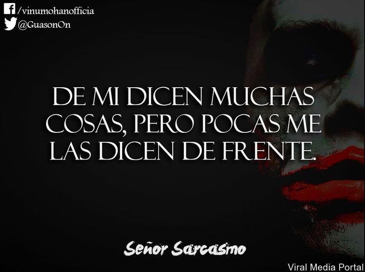 Senor Sarcasmo 15