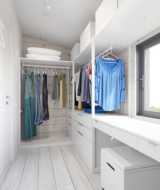 Dormitorio principal con vestidor y cuarto de baño privado