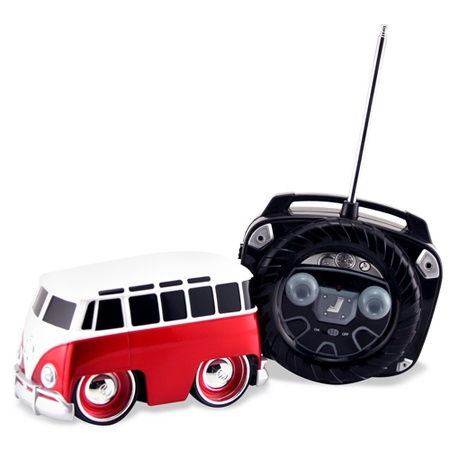 Chub City VW Bus 1962 Red RTR Electric RC Truck