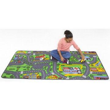 City Life Carpet
