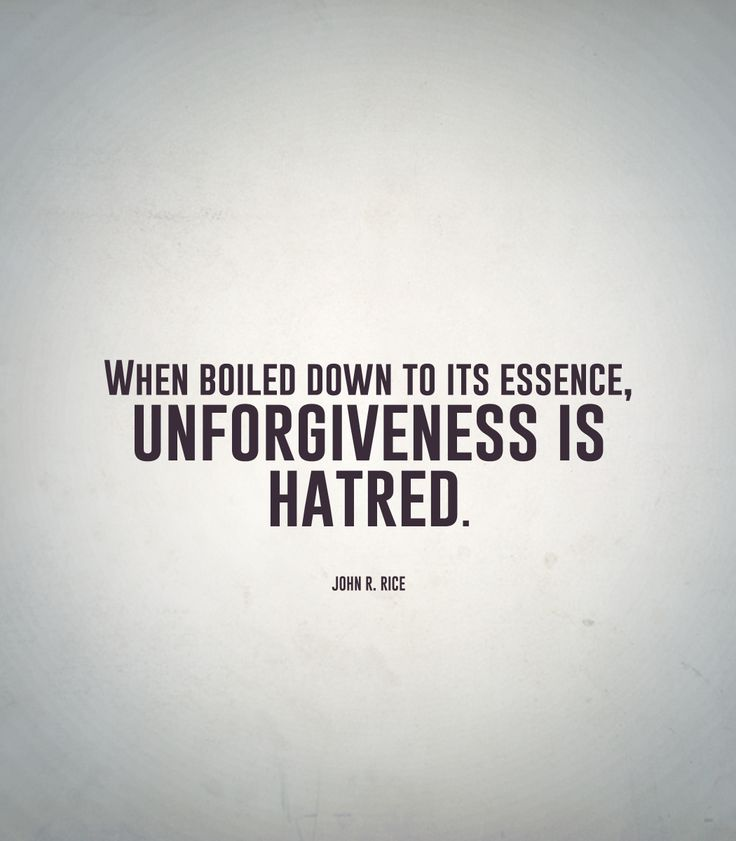 Unforgiveness | Quotes By Mark and Christi | Pinterest