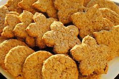 ChocoLanas matblogg: Grete Roede's havrekjeks
