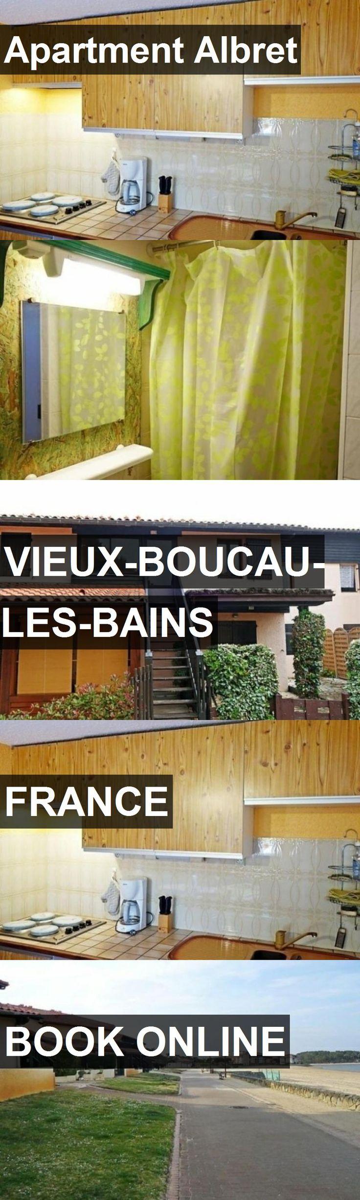 Apartment Albret in Vieux-Boucau-les-Bains, France. For more information, photos, reviews and best prices please follow the link. #France #Vieux-Boucau-les-Bains #travel #vacation #apartment