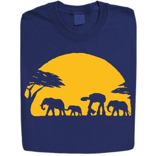 Star Wars Lion King Mashup T-Shirt #StarWars