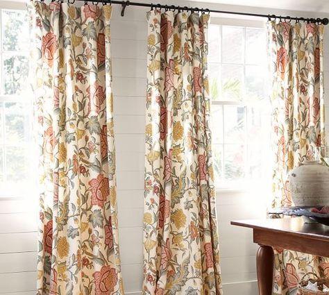 17 mejores ideas sobre cortinas de pottery barn en pinterest ...