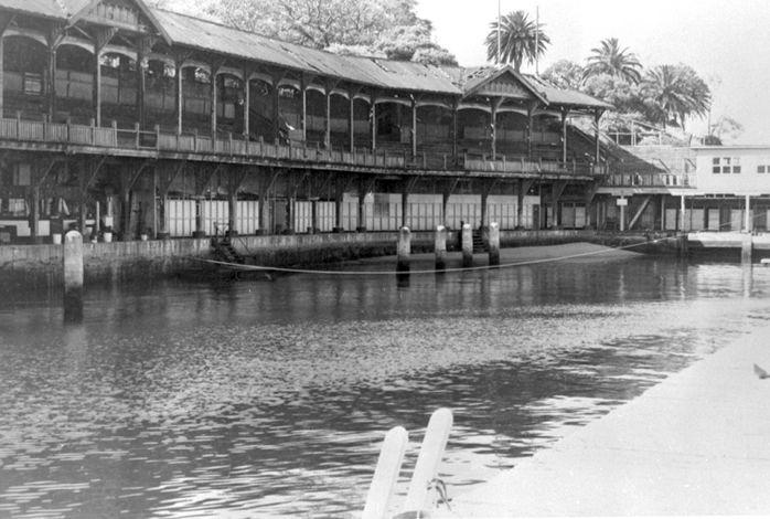 Old Domain Baths (Municipal Baths) c1950