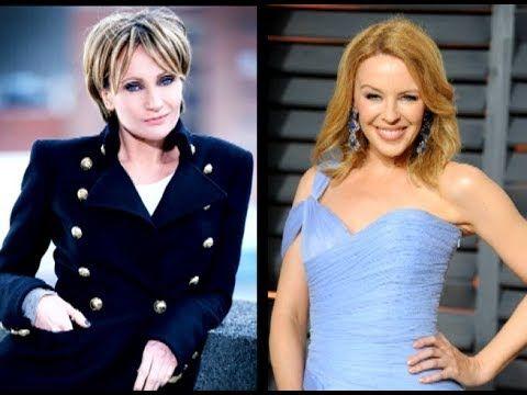 (1109) Звезды, которые никогда не выходили замуж! – Кайли Миноуг/ Kylie Minogue - Патрисия Каас - YouTube