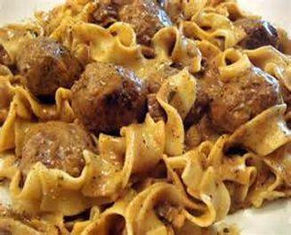 Weight Watchers Recipes - Swedish Meatballs
