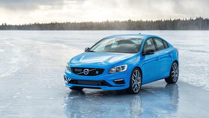 Volvo S 60 Polestar.Premium car maker Volvo Cars has acquired 100 per cent of Polestar, the Swedish high performance car company, including the Polestar brand. Polestar will now be used as the model name for special high performance Volvos.