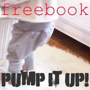 titatoni ♥ DIY : Pumphosen-Freebie ♥